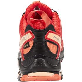 Salomon XA Pro 3D GTX Shoes Women poppy red/black/living coral
